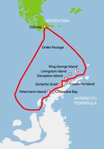 Crossing the Drake Passage to Antarctica | The Planet D