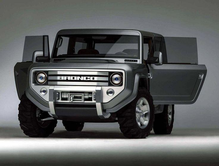 """Ford anuncia o novo Bronco para 2020     A Ford anunciou o lançamento do Bronco, utilitário esportivo médio, no seu portfólio global para 2020.    O jipeserá produzido na fábrica de Wayne, em Michigan, nos EUA, onde o modelo original foi produzido entre 1966 e 1996.   """"Nós ouvimos […]"""