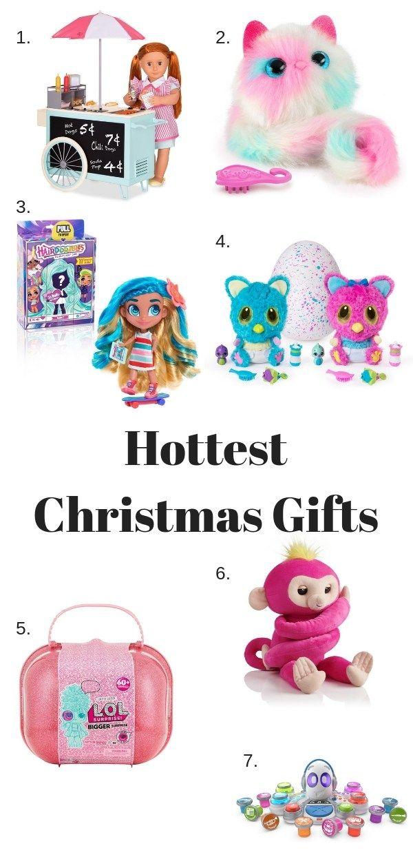 Hottest Christmas Toys 2018 Top Party Ideas Pinterest