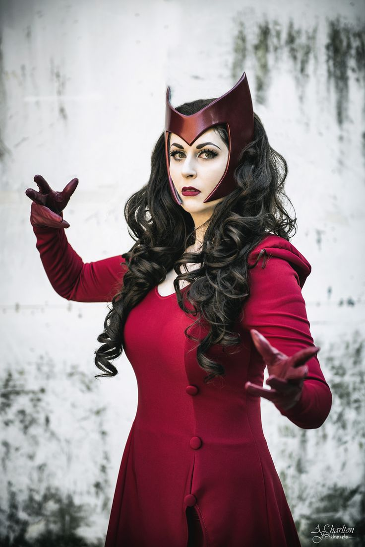 Scarlet Witch #cosplay at Kitacon 2015 | by AJ Charlton Photography