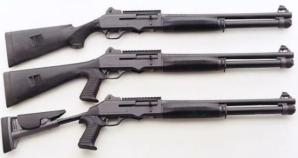 Benelli M4 Tactical Shotgun. Another wishlist item for me. What a beautiful piece of hardware.