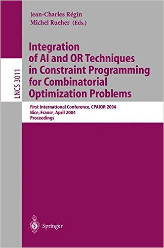 Integration of AI and OR Techniques in Constraint Programming for Combinatorial Optimization Problems: First...