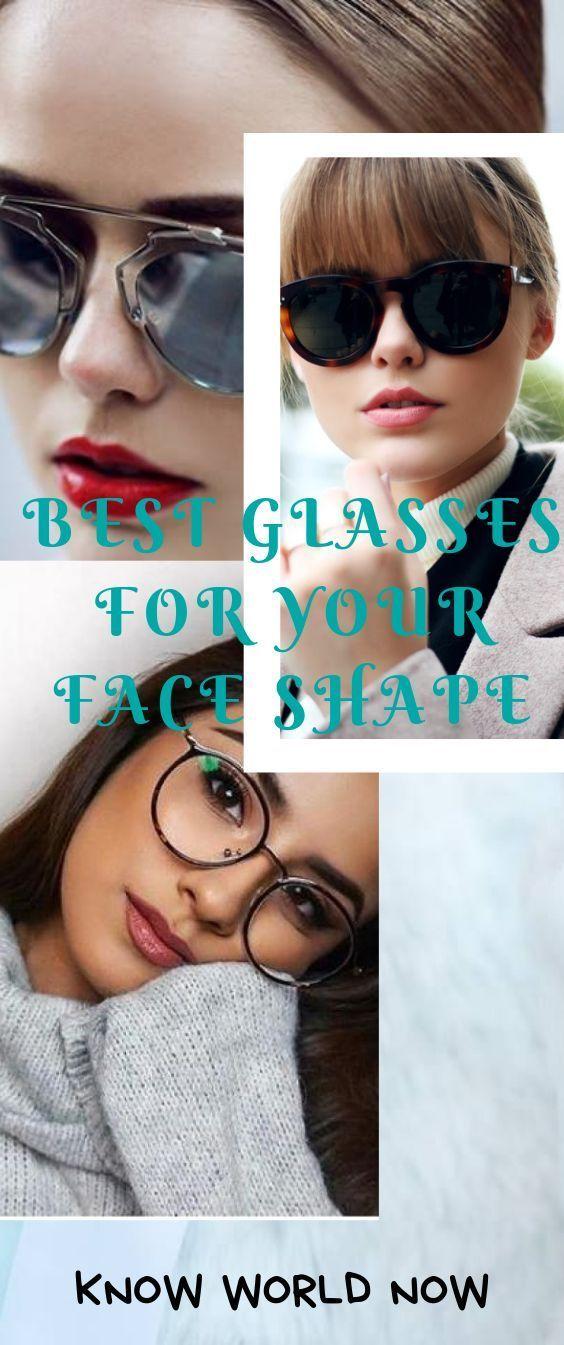 Beste Brillen für Ihre Gesichtsform Runde Sonnenbrille Ideen