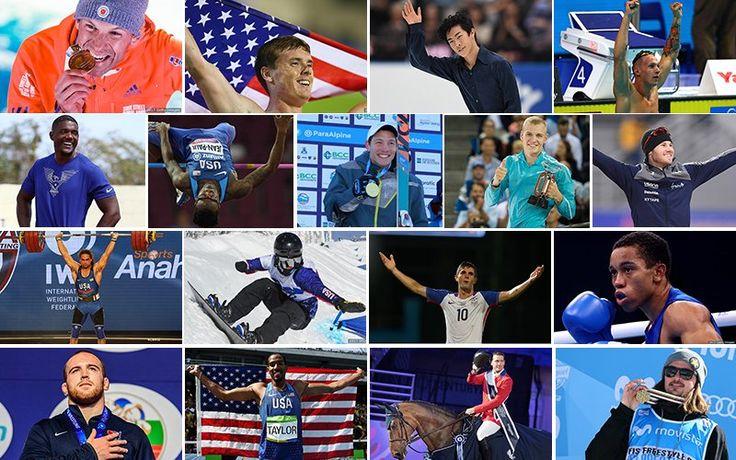 Meet 1️⃣7️⃣ of #TeamUSA's male athletes that made 2️⃣0️⃣1️⃣7️⃣ a year to remember! http://go.teamusa.org/2E9u8T1  - U.S. Olympic Team (@TeamUSA) | Twitter