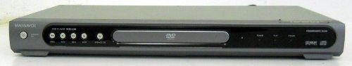 This is the lightweight slim line #Magnavox MSD126 DVD/CD Player w/ Progressive Scan