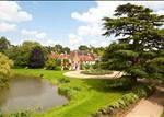 Supremely accessible country estate. Grade II listed country house with Tudor origins, 2 secondary cottages, excellent...