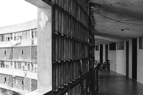Conjunto Residencial Prefeito Mendes de Moraes (Pedregulho) Rio de Janeiro / Affonso Eduardo Reidy 1947