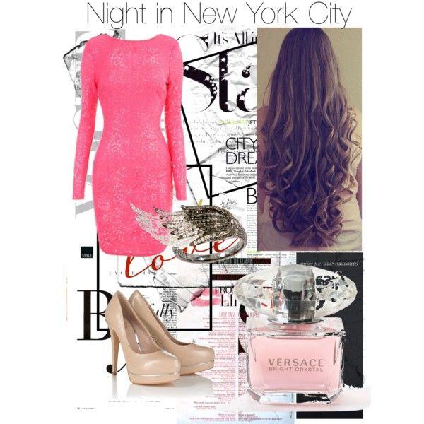 Night in New York City