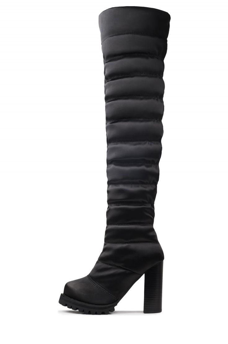 Jeffrey Campbell Shoes ENDLESS-PF New Arrivals in Black