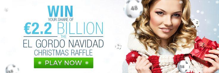 The Time for #Spanish #ElGordodeNavidad #Lottery has Come! http://thetoplotto.com/the-time-for-spanish-el-gordo-de-navidad-lottery-has-come/