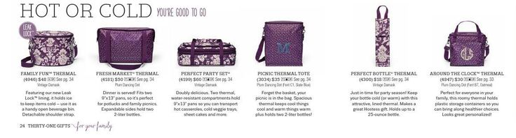 #ClippedOnIssuu from Thirty One Fall Winter 2015 Catalog