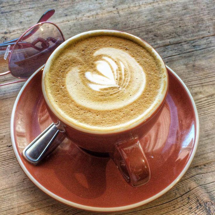 But first #coffee @melissas_za Best coffee&brekkie spot in CT