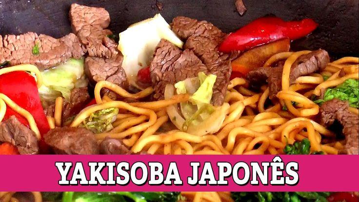Curso completo de Yakissoba japones – Cursos Sem Sair de Casa