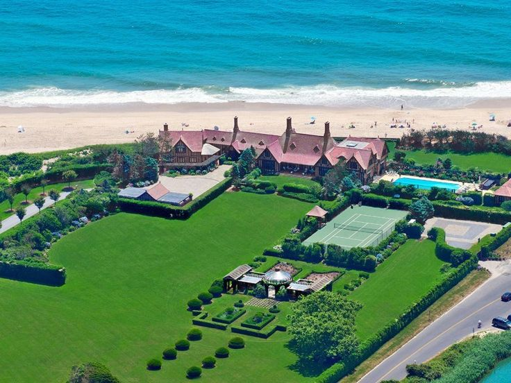 HOUSE OF THE DAY: Shoe Tycoon Vince Camuto Is Selling His Incredible Hamptons Estate For $48 Million