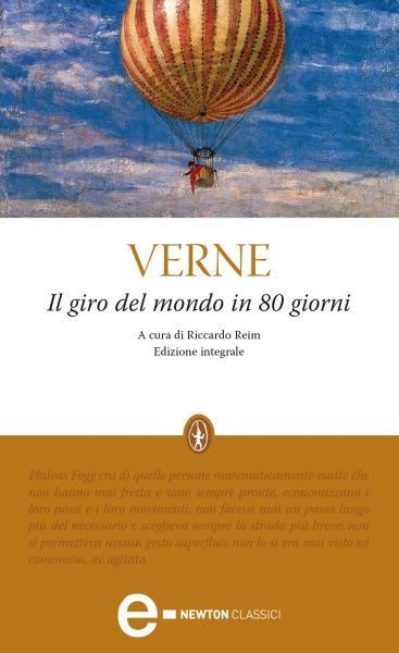 Jules Verne - Il giro del mondo in ottanta giorni