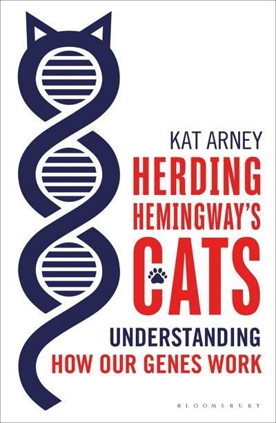 33 best reading rut images on pinterest book reviews books to herding hemingways cats understanding how our genes work fandeluxe Images