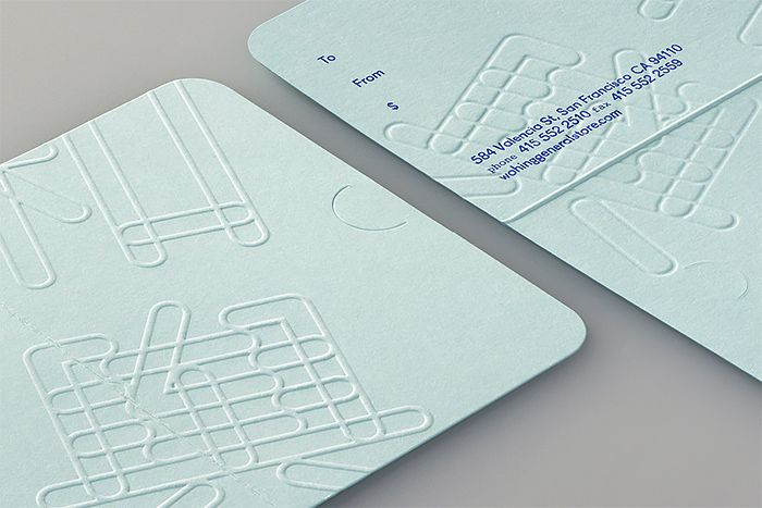 San Francisco-based studio Manual produced this fantastic identity for Wo Hing…