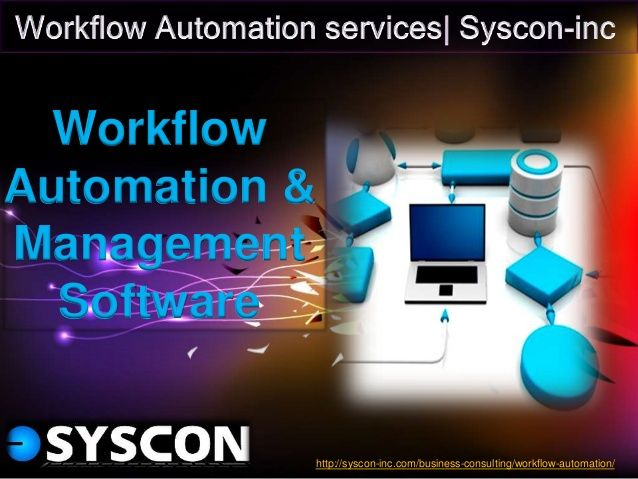 Discover how to save your office hundreds of hours. Syscon-Inc workflow automation and management tool will enhance your work efficiency by automate many of your manual and repetitive processes. Check out more details here: http://goo.gl/Y44fqj