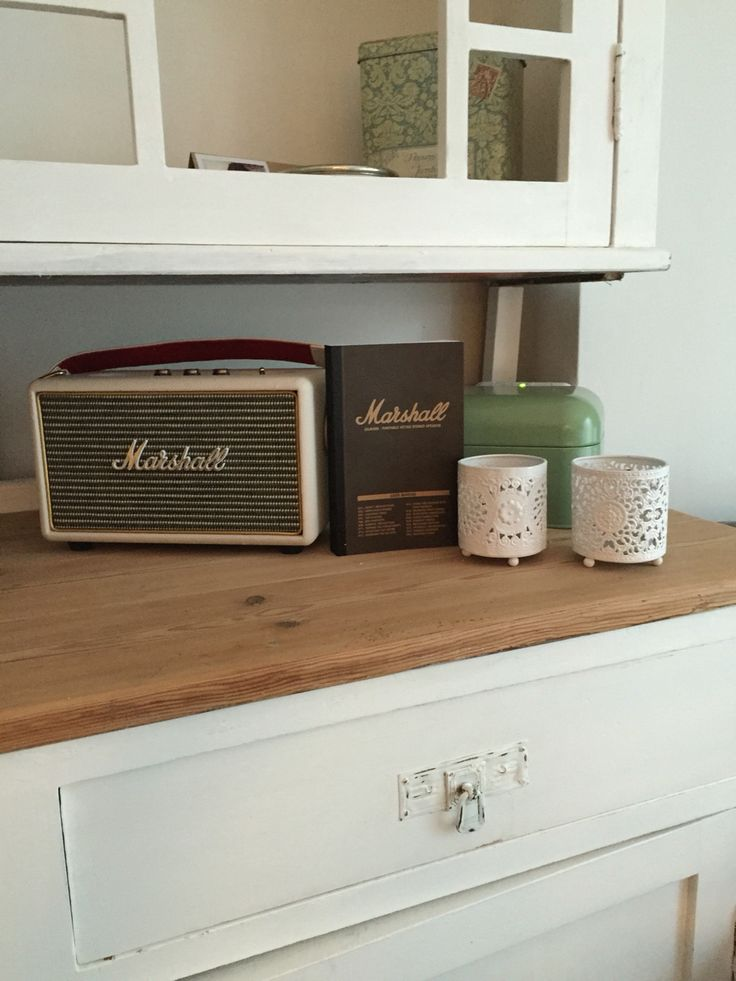 Speaker Marshall Kilburn Cream