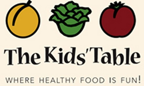 The Kid's Table: Where Healthy Food is Fun