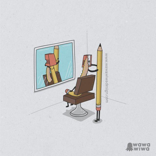 Cambio de look - Happy drawings :)