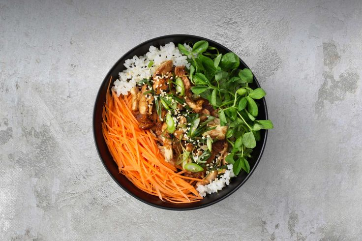 homemade chicken teriyaki donburi | recipes | wagamama