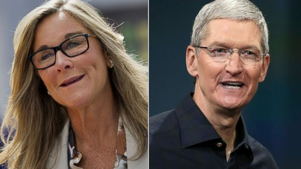 Angela Ahrendts, the Apple Exec Who Out-Earns the CEO.