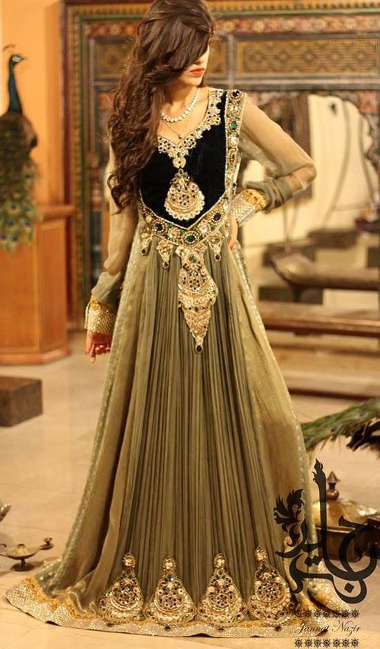 Latest Party wear Fancy Formal Dress