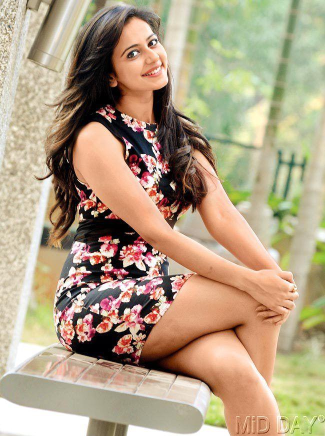 Rakul Preet Singh Is A Movies Actress And Model Rakul -8857