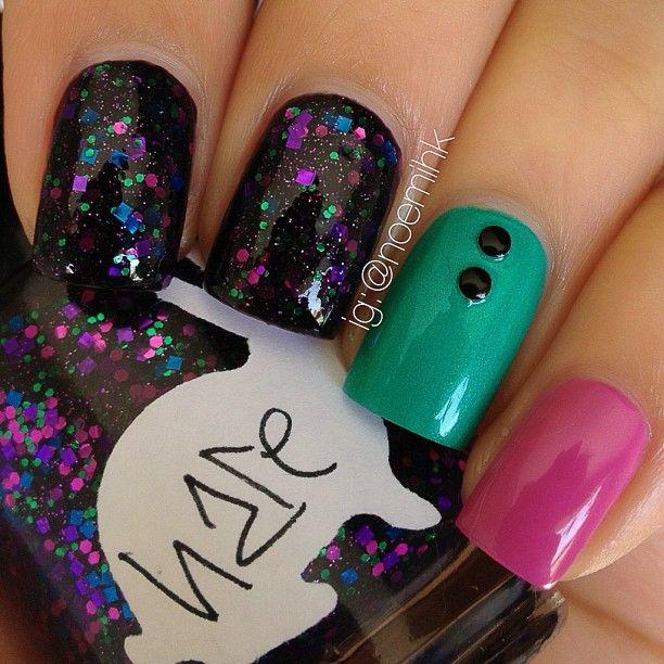 Instagram photo by noemihk #nail #nails #nailart