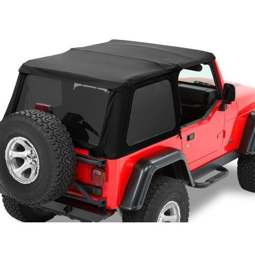 Bestop® Trektop NX Twill Replace-a-top™ for 97-06 Jeep® Wrangler TJ with Trektop NX