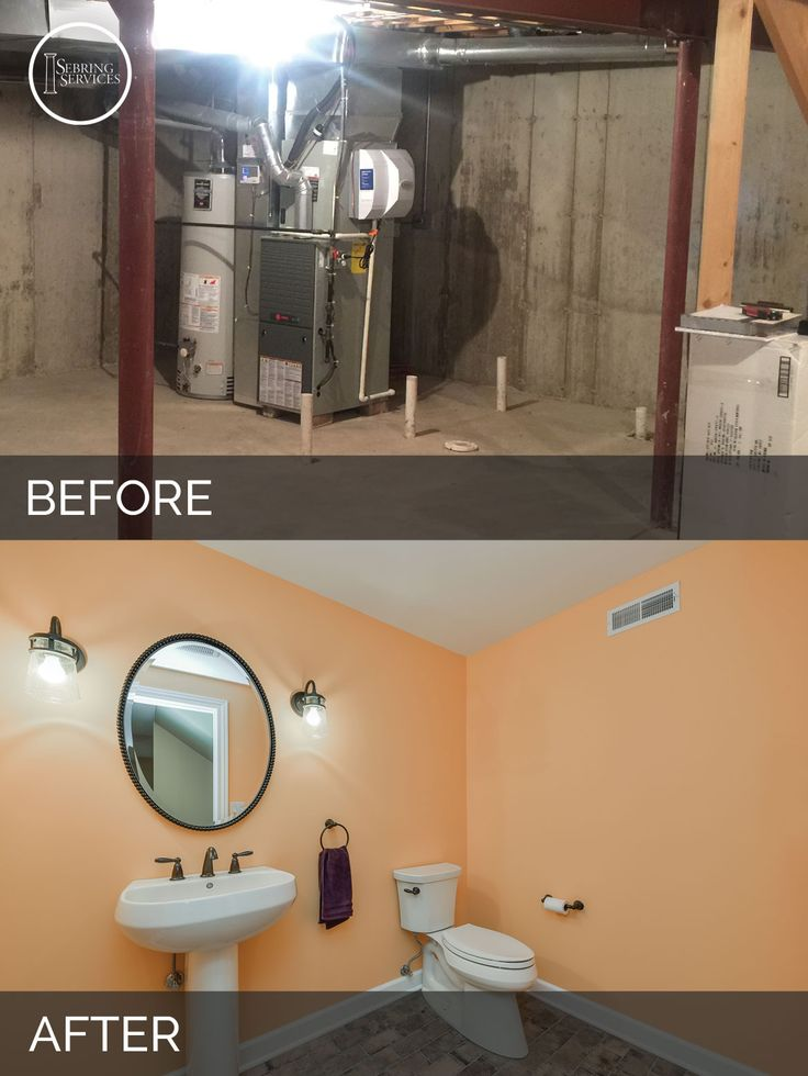 Photo On Carole us Basement Before u After Pictures