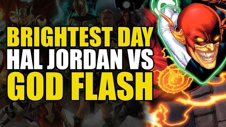 Green Lantern vs God Flash! (Green Lantern Brightest Day Part 4)