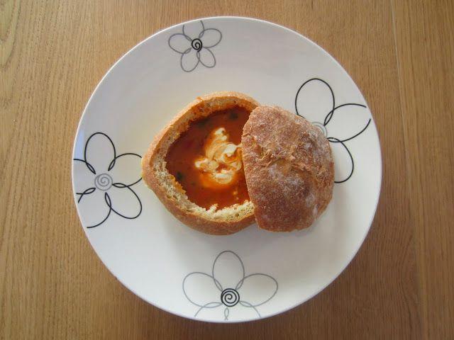 Gunns momsemat: Herlig suppebrød