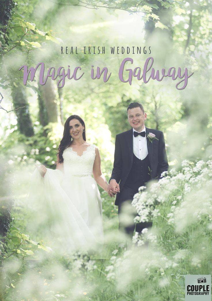 Sinead & John made the most of Galway's charm on their wedding day. Plenty of gorgeous photo ops before heading to the Radisson Galway. Take a look at their colourful, and fun, day! Real Irish Weddings photographed by Couple Photography.