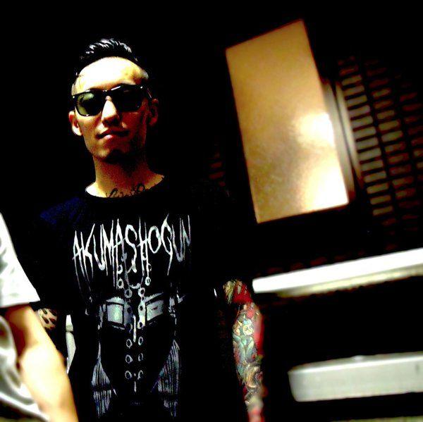 Akuma Shogun T-shirt