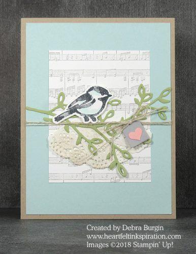 Heartfelt Inkspiration Stampin' Up! Petal Palette