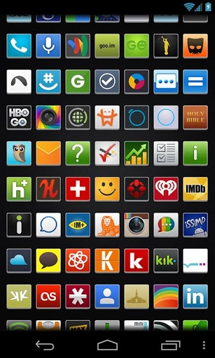 Versicolor Ash (icon theme) v1.0 Requirements 2.1 and up