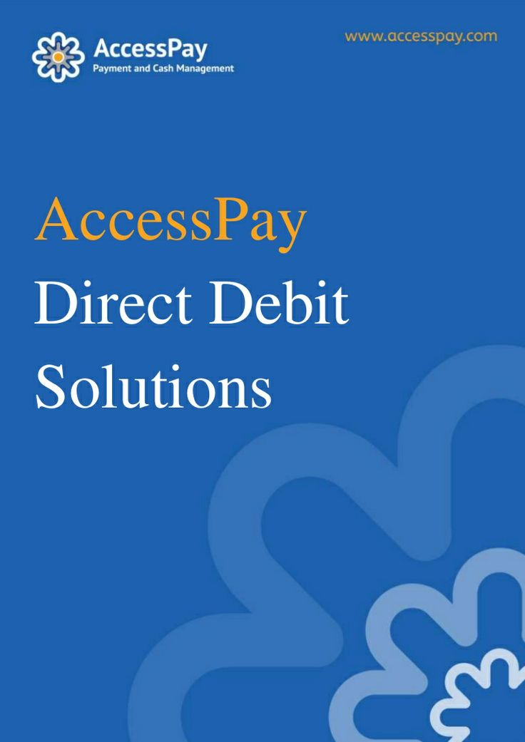 Discover why Direct Debit Solution improves productivity and how they can help improve your business cash flow. Call AccessPay on 0203 282 7154 to find out more.