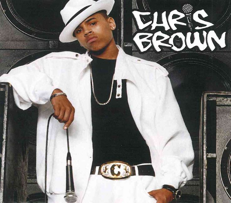 """Based on the runaway success of his first single, """"Run It!"""" it was clear that 16-year-old Chris Brown was onto something. The song, which rides a pulsing hip-hop beat with Brown's smoothly styled R&B"""