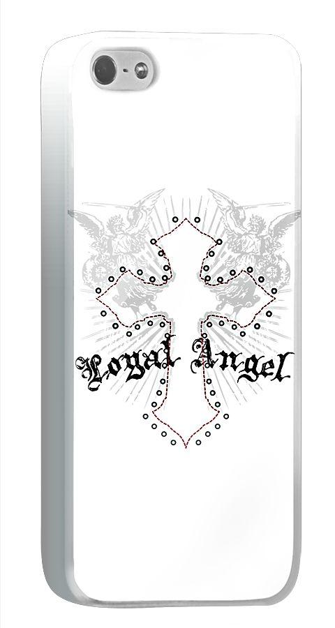 背景に2体の天使をひきつれた十字架です。あなたの守護天使かも!? http://originalprint.jp/ls/219892/1d9da0e2c18c3c1aade80e4303ce0eb1f1771358