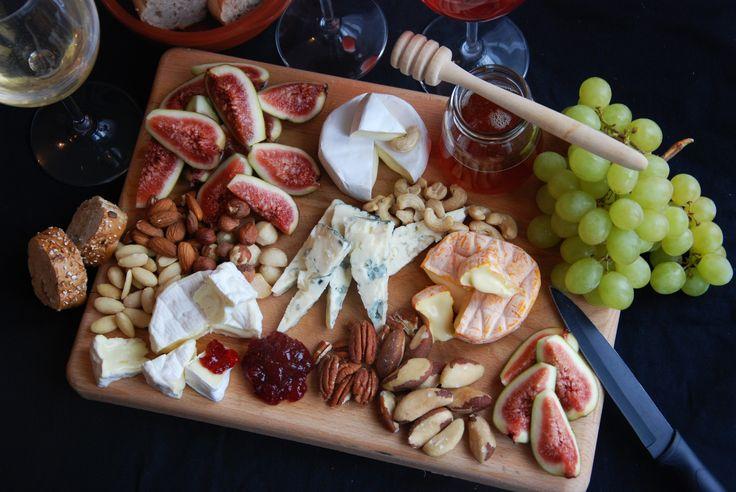 Wine and Cheese. Moje domácí degustace vína a sýrů. Jak je jednoduché vytvořit extázi chutí!