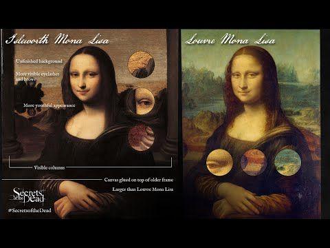 History Documentary Secrets of the Dead -The Mona Lisa Mystery (Leonardo DaVinci) english subtitles