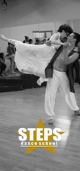 Scuola Danza moderna Classica Hip Hop Canto Recitazione Break Dance Salsa. Scuola Steps Dance Roma zona Ikea - Steps Dance School Roma