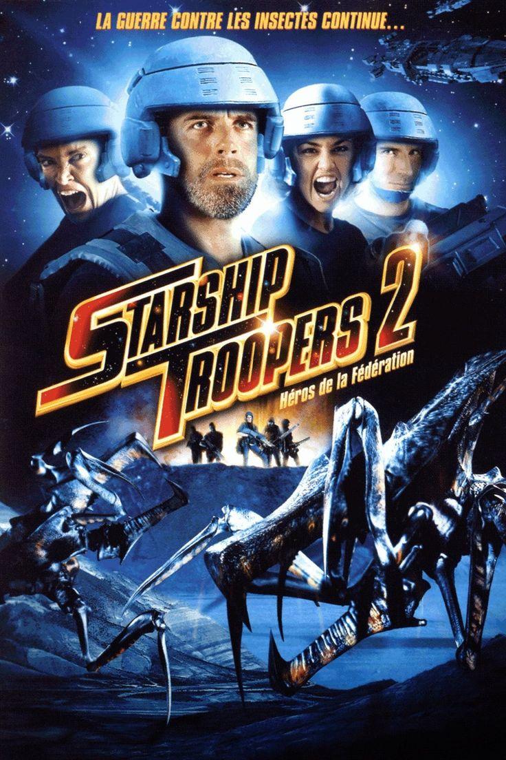 Starship Troopers 2 : Héros de la Fédération (2004) - Regarder Films Gratuit en Ligne - Regarder Starship Troopers 2 : Héros de la Fédération Gratuit en Ligne #StarshipTroopers2HérosDeLaFédération - http://mwfo.pro/1420608