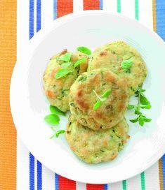 Crocchette di zucchine agli anacardi - Tutte le ricette dalla A alla Z - Cucina Naturale - Ricette, Menu, Diete