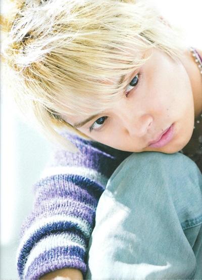 Yuya Tegoshi from NEWS