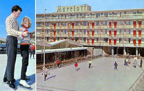 All sizes   Marriott Motor Hotel ice rink Arlington VA   Flickr - Photo Sharing!