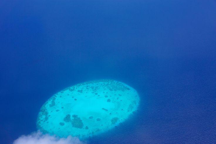 Seaplane to Viceroy Maldives