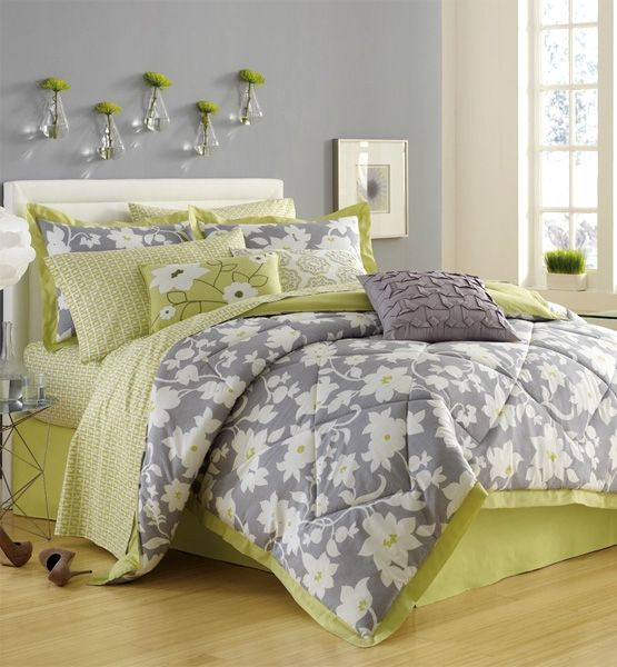While you would totally buy this bedding for yourself, remember that your teen is just dying to be an adult. So give her bedroom a grown-up feel with bedding that is floral and feminine but not cheesy. This is a look that will grow with your teen and can remain as is, even after she leaves for college.SHOP NOW: QCORYQ multi-green Steve Madden Bedding, $200